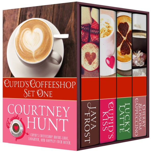 Cupid's Coffeeshop Set One