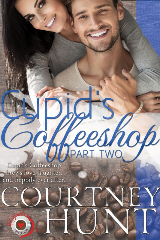 Cupid's Coffeeshop Set Two