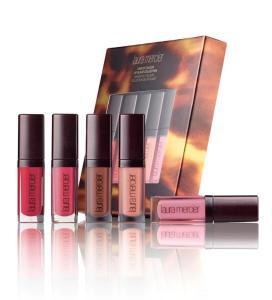 Kiss of Colour Mini Lip Glace Collection