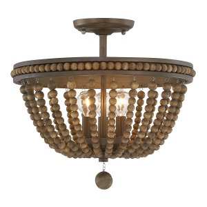 Austin Allen & Co. Semi-Flush Mount