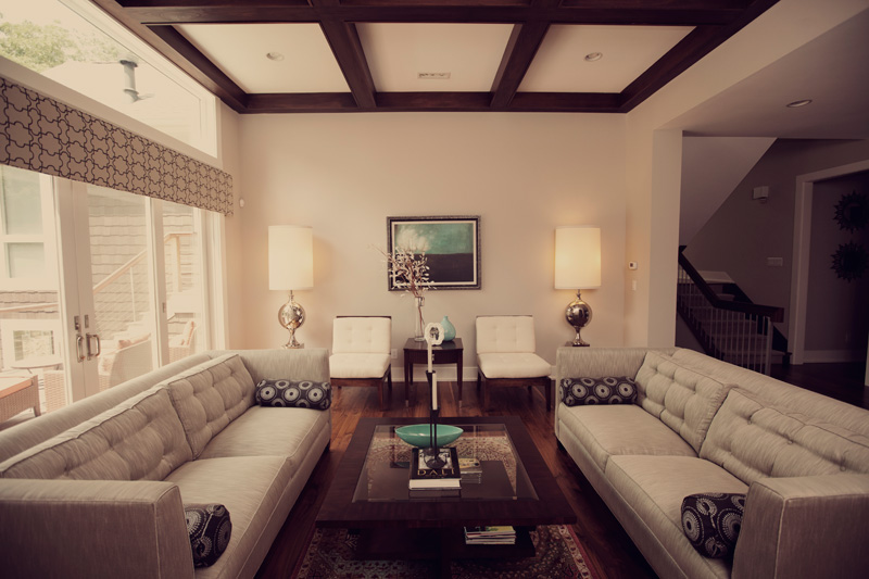 Courtney Casteel, Interior DesignLiving room design