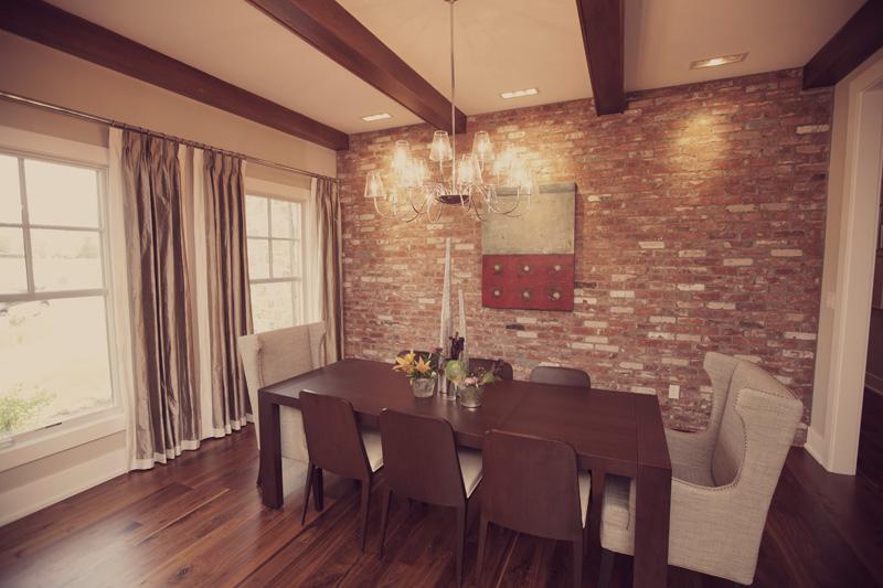 Courtney Casteel, Interior Design - dining room design