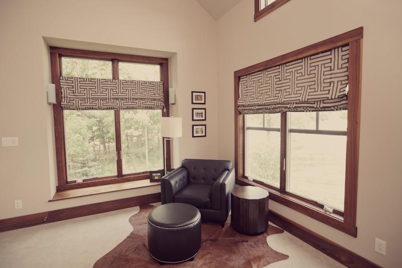 Courtney Casteel, Interior Design seating area design