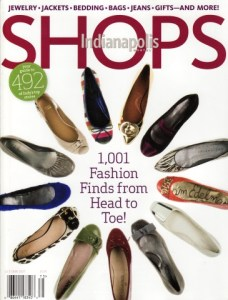 Indianapolis Shops Magazine Oct07