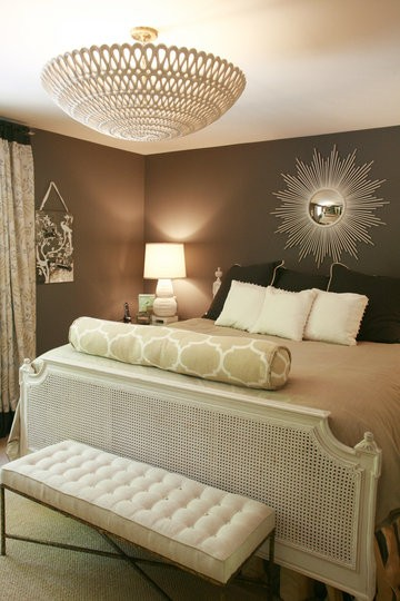 Courtney Casteel, Interior Design Guest room design