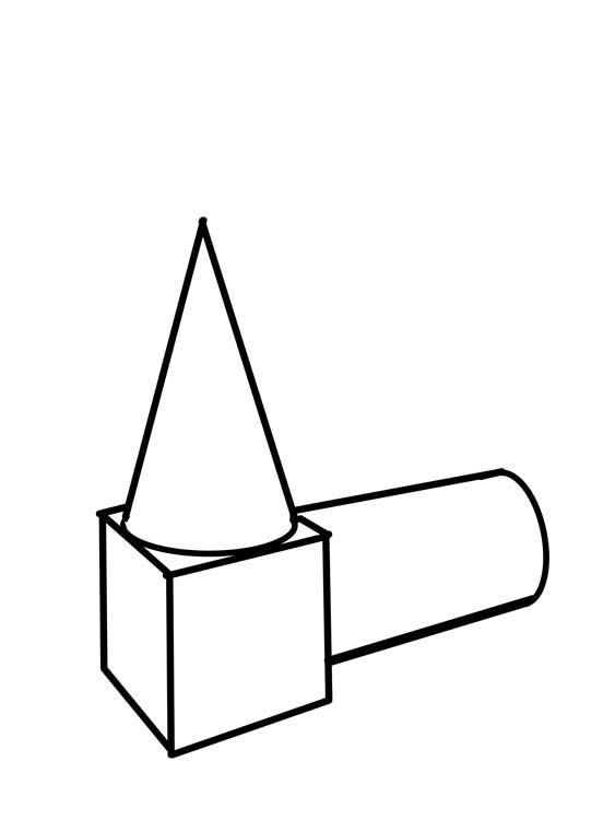 Drawing Challenge: Building Blocks