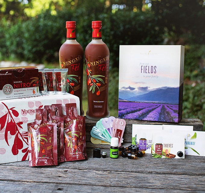 Ningxia Red Premium Starter Kit $170