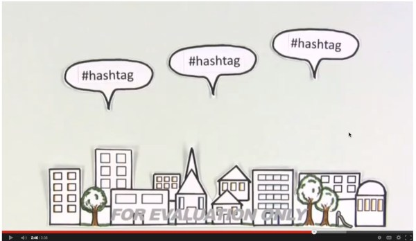 Hashtags in Plain English