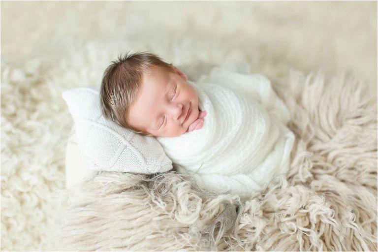 Courtney Griffin Photography houston newborn photographer potato sack pose family photographer texas sugar land baby photographer