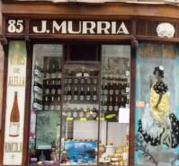 Wine store in l'Eixample