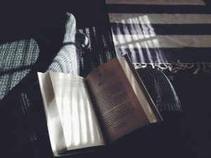 How to Use Reading as Self-Care