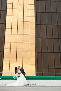 Regina Wedding Photographer - Alicia & Andrew - SGI Building