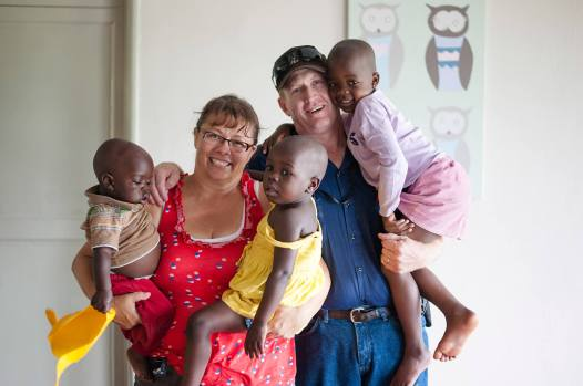 Regina Photographer - In Uganda - Watoto Kids
