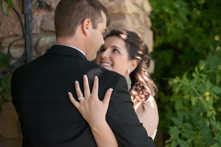Regina Wedding Photographer - Blair & Lorelle - Ring