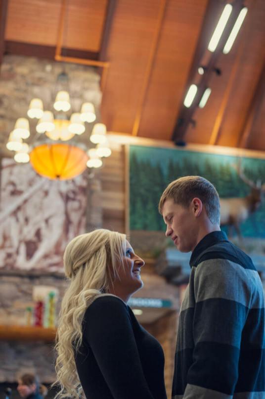 Regina Engagement Photographer - Quentin & Brittni - Cabelas