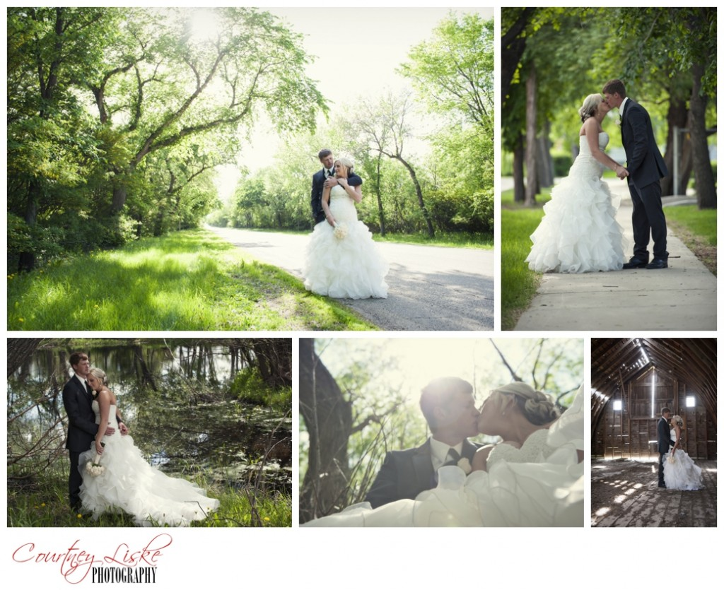 Quentin & Brittni - Regina Wedding Photographer - Courtney Liske Photography
