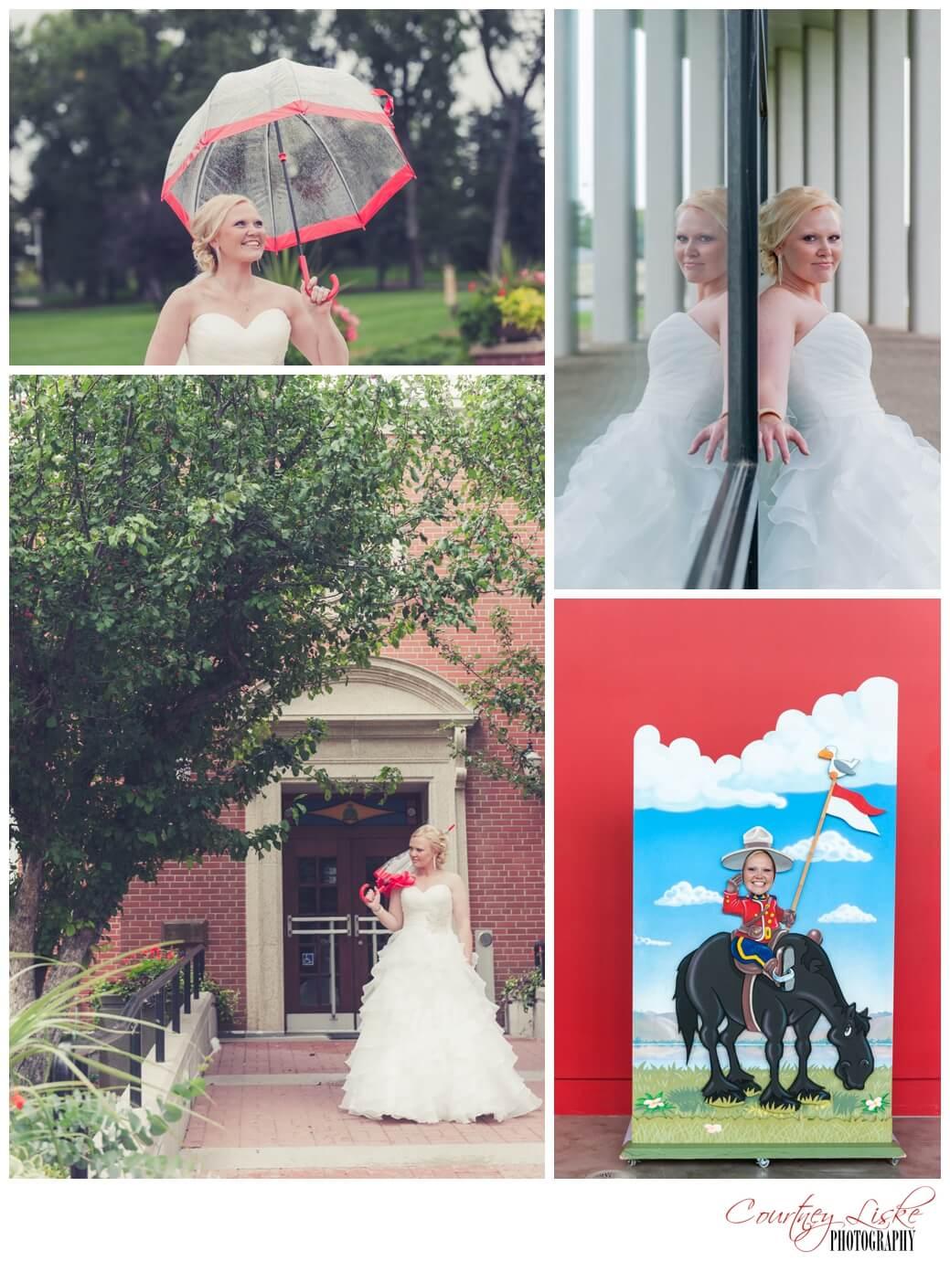 Becky Bridal - Regina Wedding Photographer - Courtney Liske Photography