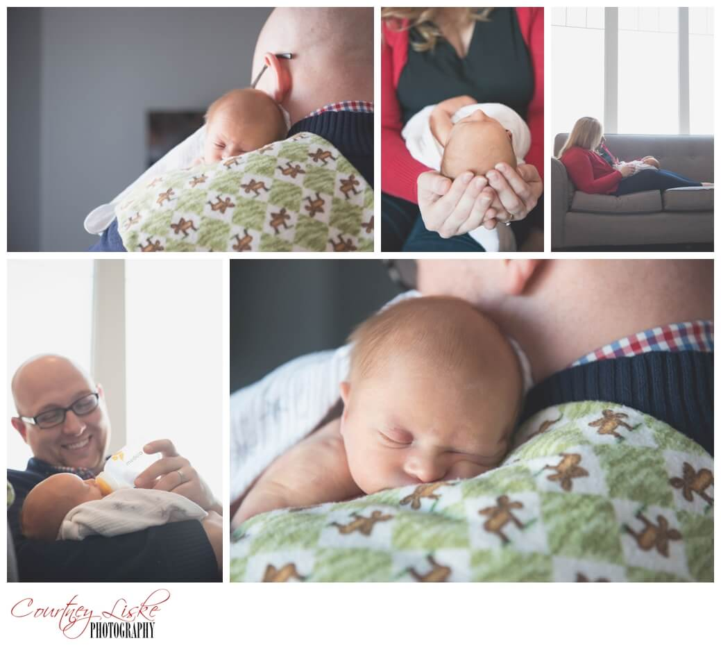 Isla Newborn - Regina Family Photographer - Courtney Liske Photography