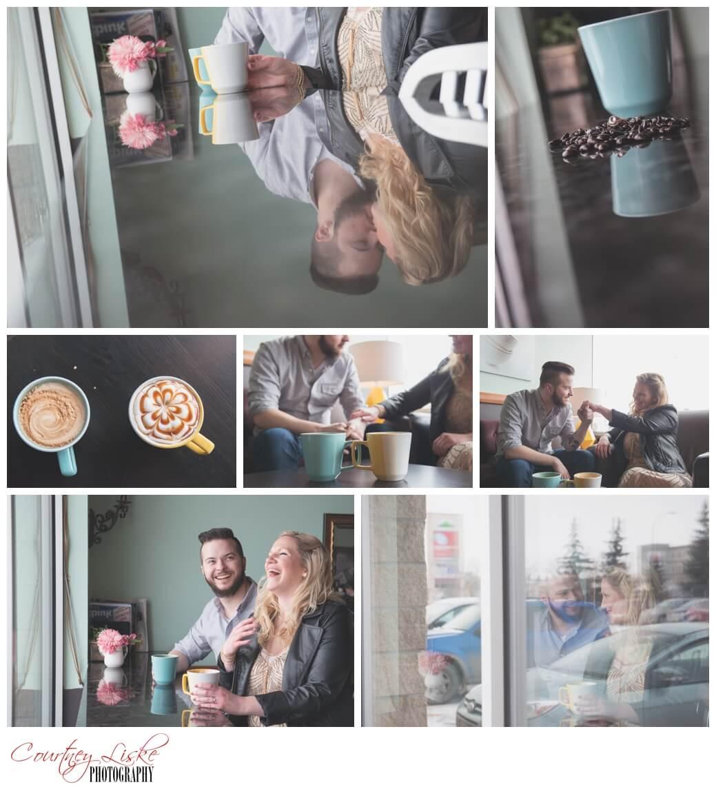 Trevor & Caitie - Regina Wedding Photographer - Courtney Liske Photography
