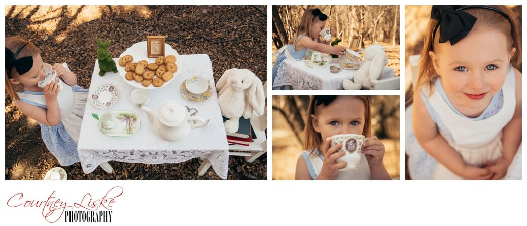 Alice in Wonderland - Regina Family Photographer - Courtney Liske Photography