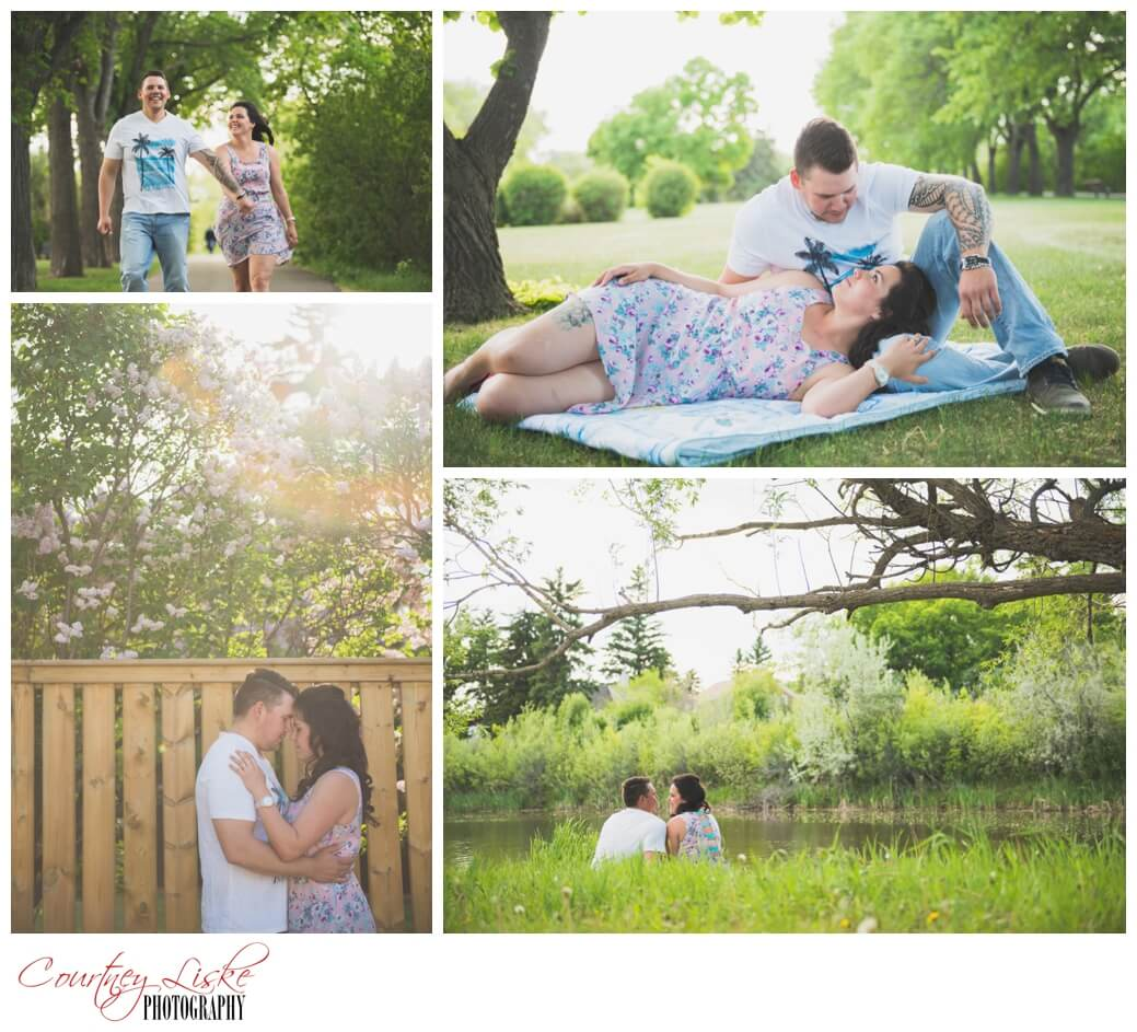 Johnny & Rene - Regina Wedding Photographer - Courtney Liske Photography
