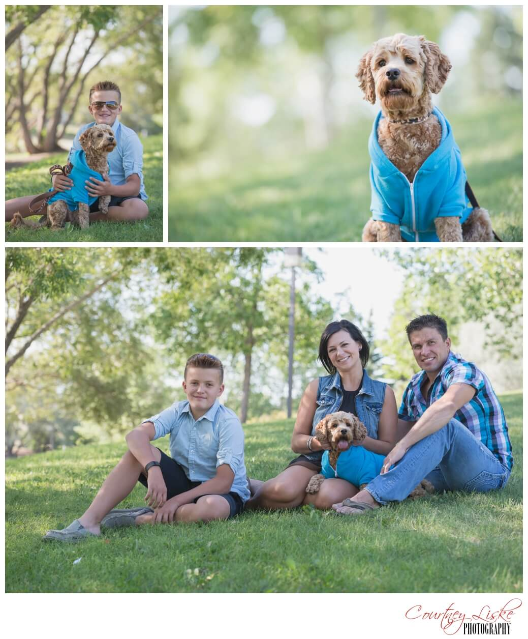 Tait Family - Regina Family Photographer - Courtney Liske Photography
