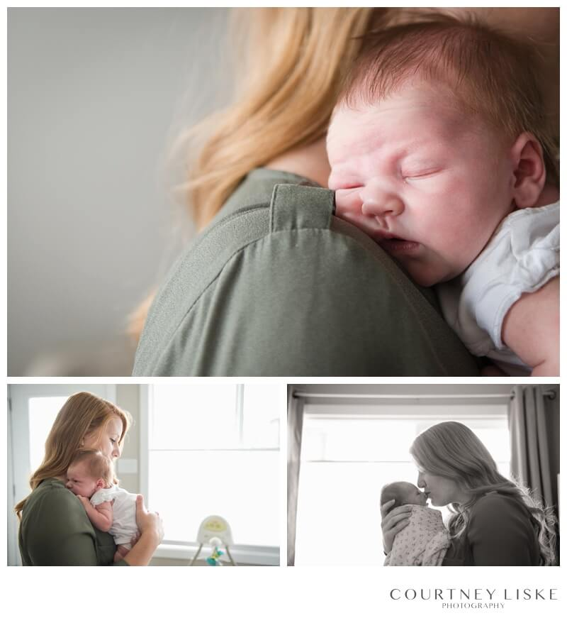 Avonlea Newborn - Courtney Liske Photography - Regina Family Photographer - Natural Light