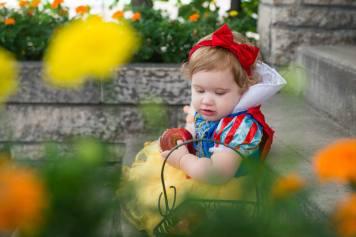 Evelyn is one - Regina Family Photographer - Basket