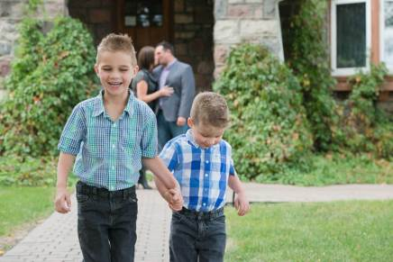 Brothers walking - Favel Family Photos 2016