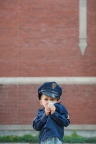 Police Officer in training - Downtown Regina