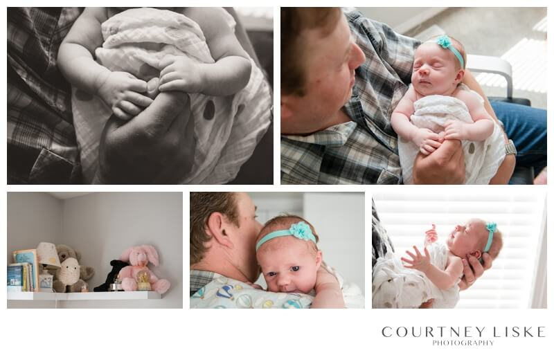 Brenna Newborn - Courtney Liske Photography - Regina Family Photographer - Regina Lifestyle Photography