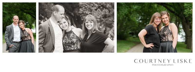 Jessica & Shanae Graduation - Courtney Liske Photography - Family Photographer - Speakers Corner