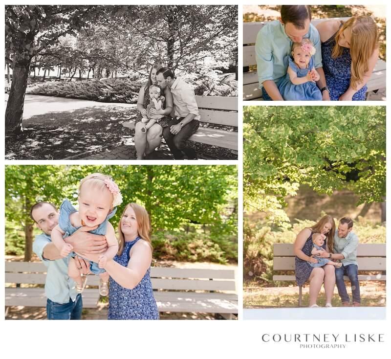 Avonlea is One - Courtney Liske Photography - Regina Family Photographer - Natural Light Family