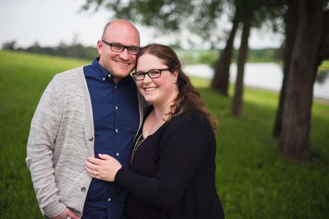 Cam & Courtney Liske - Regina Wedding Photographers