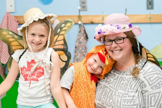 Regina Family Photographer - Government House - Once Upon a Time Room