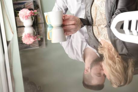 Regina Engagement Portfolio - Trevor-Caitie - Counter Reflection