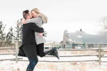 Regina Engagement Portfolio - Trevor-Nicole - Farm