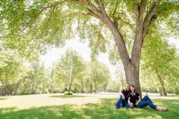 Regina Family Photographer - Pasnak under a tree