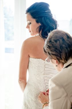 Regina Wedding Photographer - Vicki - Wedding Dress