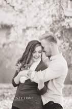 Evan & Chantel Regina engagement session with Regina wedding photographer Courtney Liske Photography