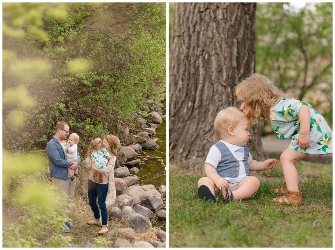 Regina Family Photographer - Amy - Oliver - Wascana Park