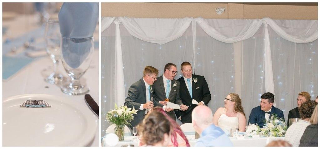 Regina Wedding Photographers - Luke-Tori - Pilots Wings - Lost That Loving Feeling