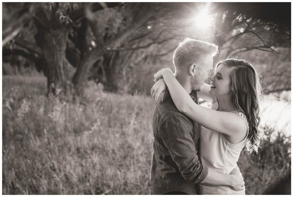Regina Engagement Photographer - Evan-Chantel - Wascana Park - University of Regina