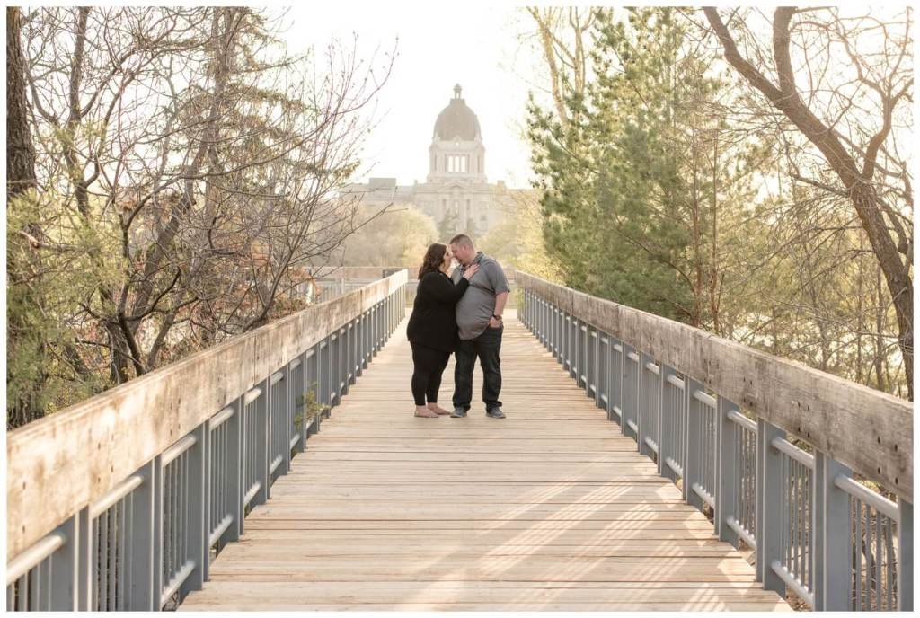 Regina Engagement Photographer - Scott-Ashley - Wascana Park