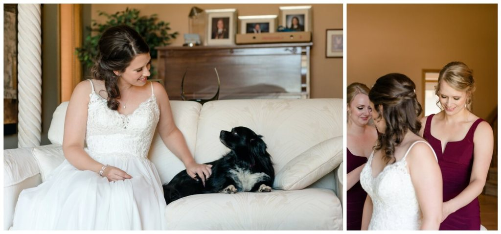 Regina Wedding Photography - Cory-Kelsey - Bridal Party Preparation