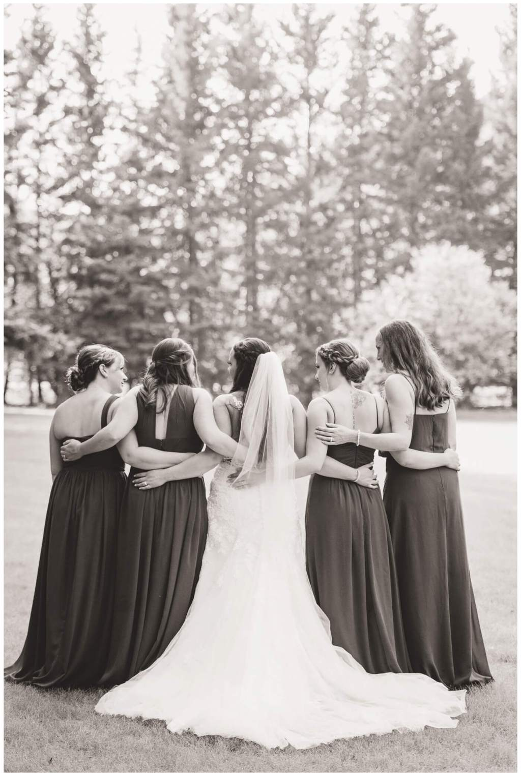 Regina Wedding Photography - Travis-Coralynn - Porcupine Plain - Bridesmaids