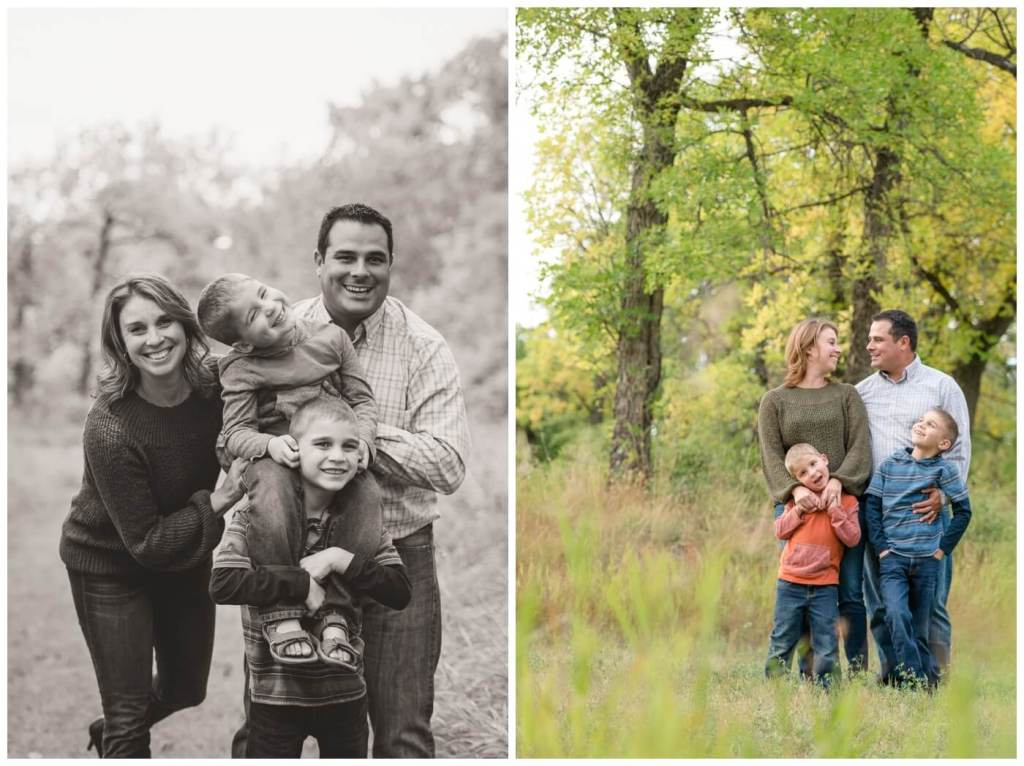 Regina Family Photographer - Favel Family - Kyle-Richelle-Ty-Jace - Wakamow Valley Park - Fall Photography Session