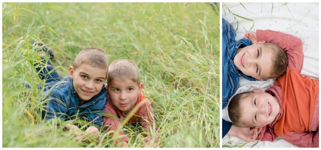 Regina Family Photographer - Favel Family - Kyle-Richelle-Ty-Jace - Wakamow Valley Park - Moose Jaw - Fall family session