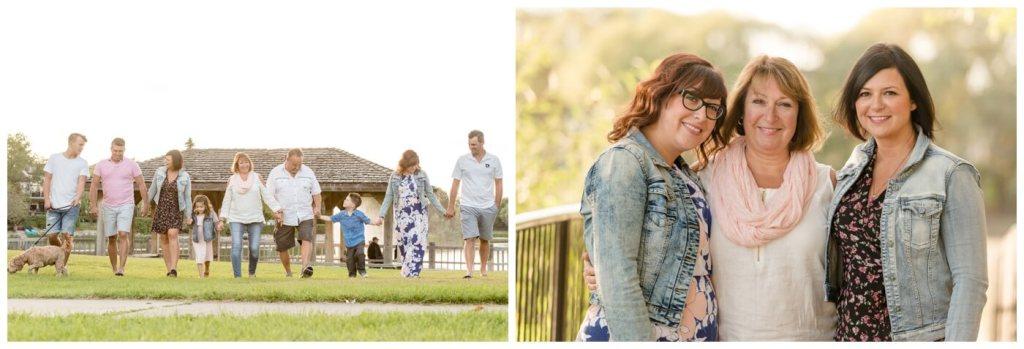 Regina Family Photographer - Storz Extended Family - Lakewood Park