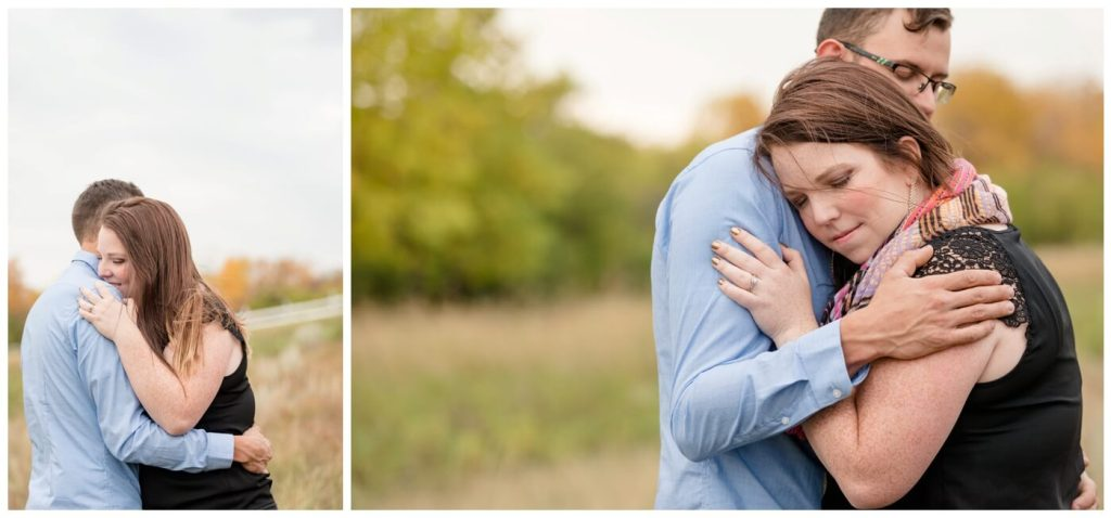 Regina Wedding Photographers - Allie-Nathan - Fall Engagement Session